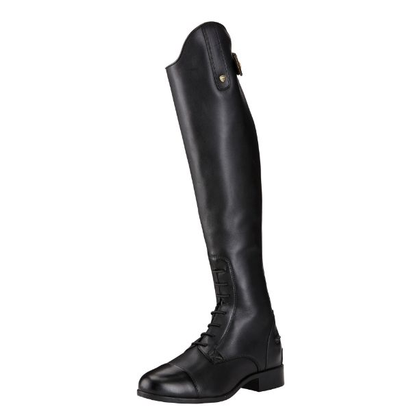 Picture of Ariat Heritage Contour II Field Zip Boot Black