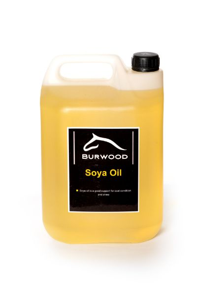 Picture of Burwood Soya Oil 5ltr