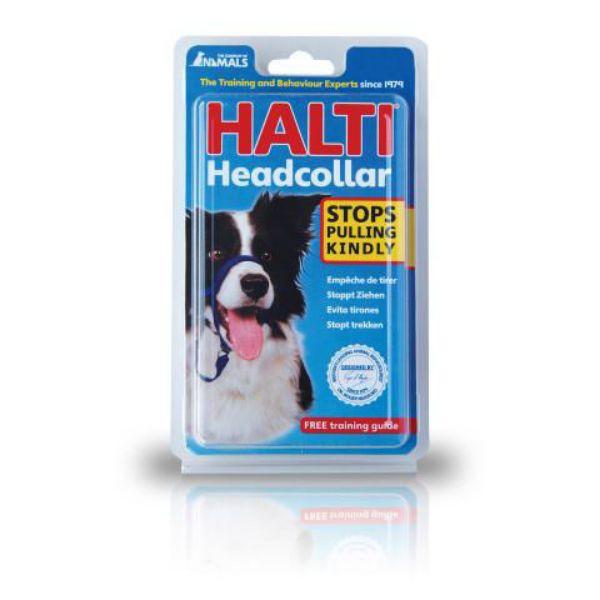 Picture of Company of Animals Halti Headcollar Black Size 1