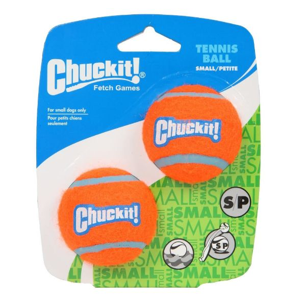 Picture of Chuckit Tennis Ball 2 Pack Small