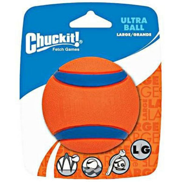 Picture of Chuckit Ultra Ball 1 Pack Large