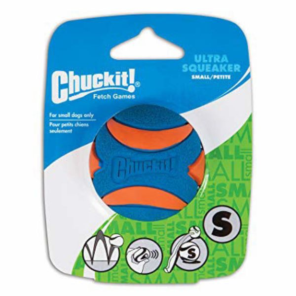 Picture of Chuckit Ultra Ball Squeaker 1 Pack Small