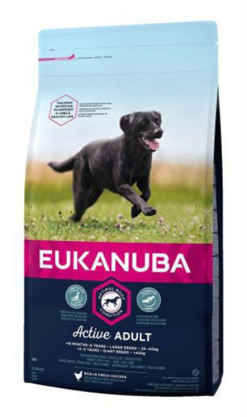 Picture of Eukanuba Adult Large Breed 12kg