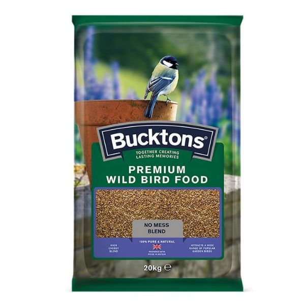 Picture of Bucktons Premium Wild Bird 20kg