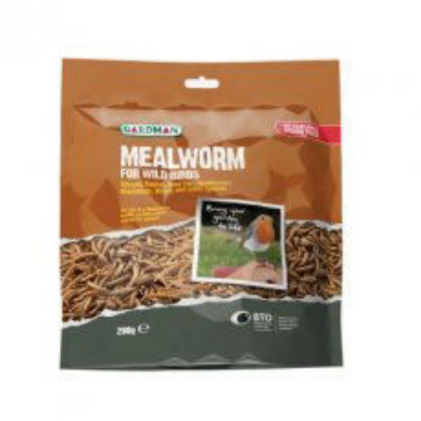 Picture of Gardman Mealworms 200g