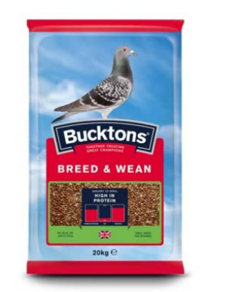 Picture of Bucktons Breed And Wean 20kg