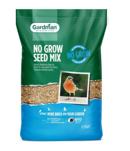 Picture of Gardman No Grow Seed Mix 12.75kg