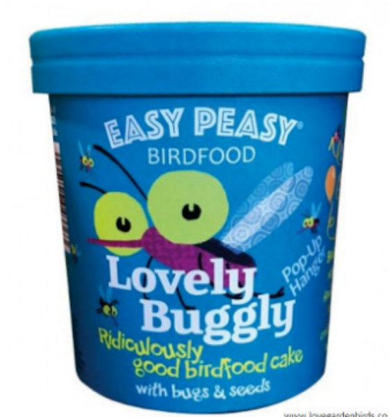 Picture of Easy Peasy Bird Food Lovely Buggly 320g