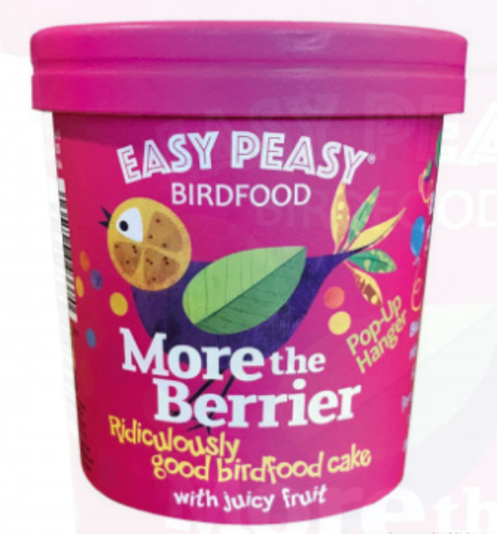 Picture of Easy Peasy Bird Food More The Berrier 320g