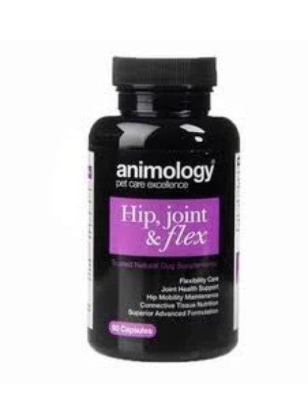 Picture of Animology Hip, Joint & Flex 60 Capsule