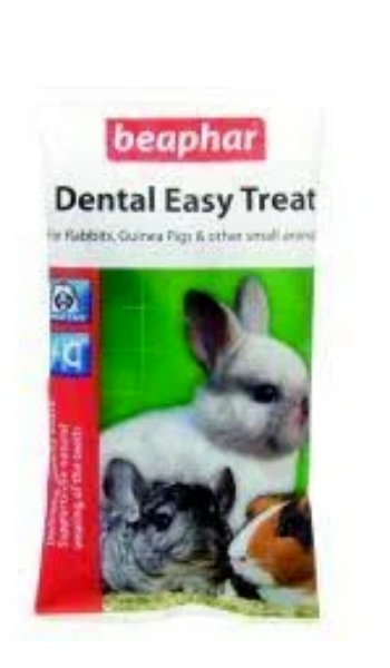 Picture of Beaphar Dental Easy Treat For Small Animals 60g
