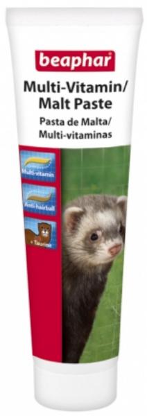Picture of Beaphar Vitamin / Malt Paste Ferret 100g