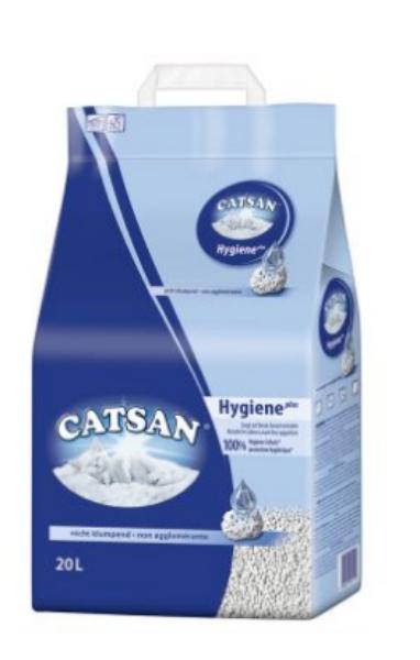 Picture of Catsan Cat Litter Hygiene 20L