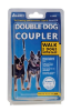 Picture of Company of Animals Double Dog Coupler Black Large