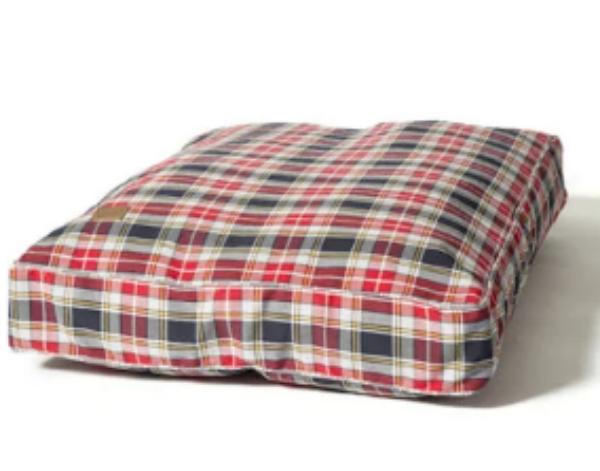 Picture of Danish Design Boxed Duvet Lumberjack Red / Grey Medium