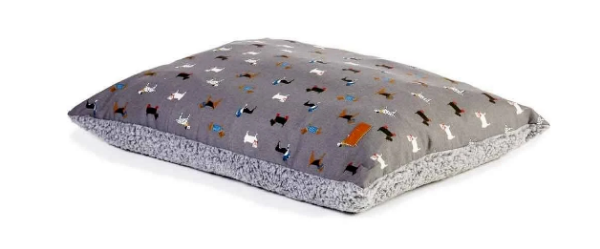 Picture of Danish Design Fatface Marching Dogs Deep Duvet Large