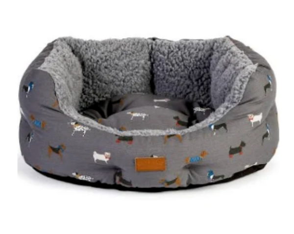 """Picture of Danish Design Fatface Marching Dogs Deluxe Slumber 18"""""""