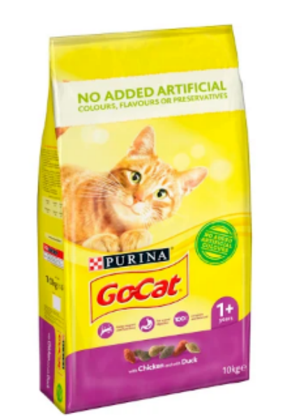 Picture of Go-Cat Adult Chicken / Duck  10kg