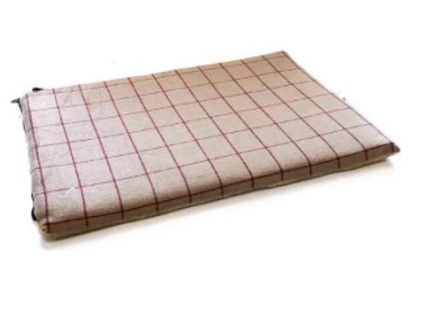 Picture of Premium Comfy Mat Medium Beige Check