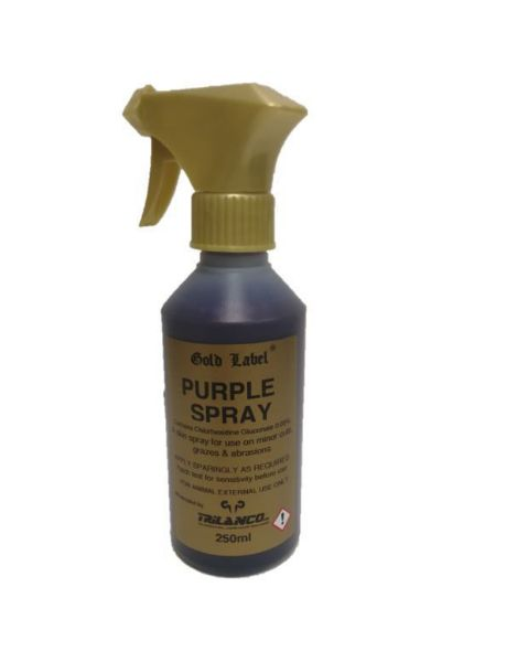 Picture of Gold Label Purple Spray 250ml