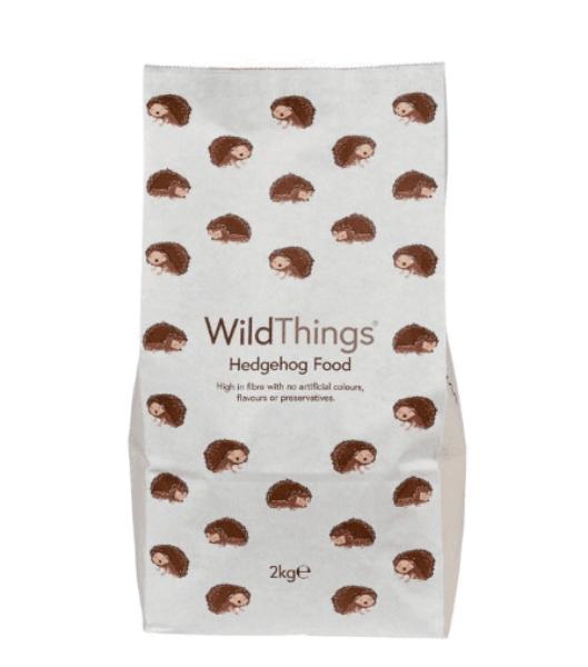 Picture of WildThings Hedgehog Food 2Kg