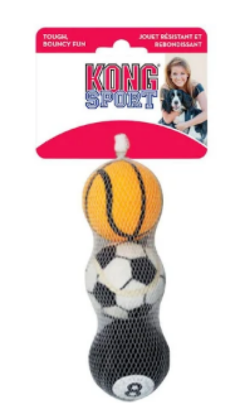 Picture of Kong Sport Ball Medium 3pk