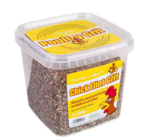 Picture of Agrivite Poultry Chick Flint Grit 1.5kg