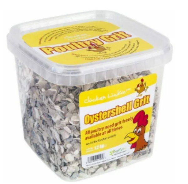 Picture of Agrivite Poultry Grit Oyster Shell 1.2kg
