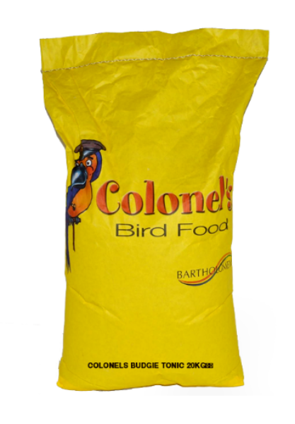 Picture of Colonels Budgie Tonic 20kg
