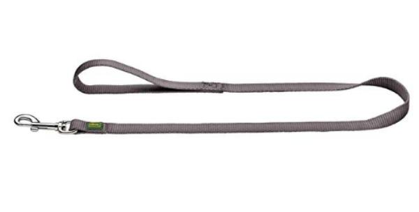 Picture of Hunter Leash 20/100 Nylon Grey