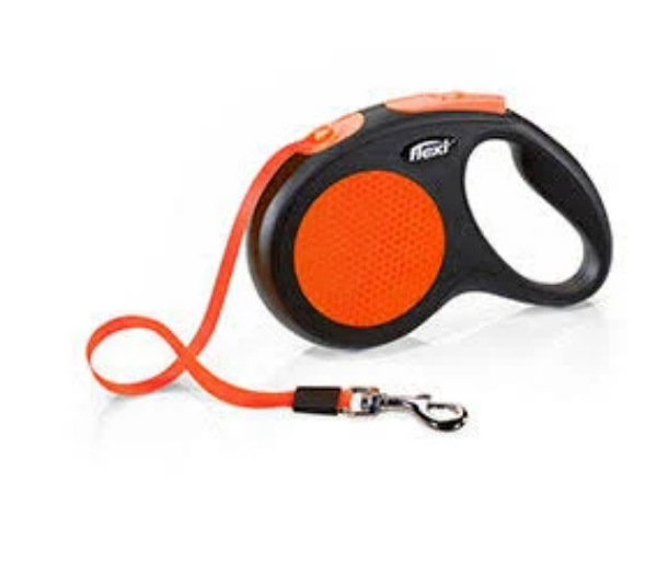 Picture of Flexi Neon Orange Lead Tape M 5m