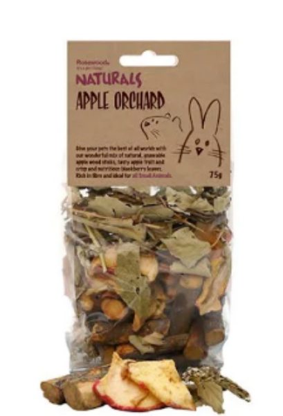 Picture of Rosewood Naturals Apple Orchard 75g
