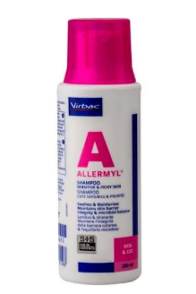 Picture of Virbac Allermyl Shampoo 200ml