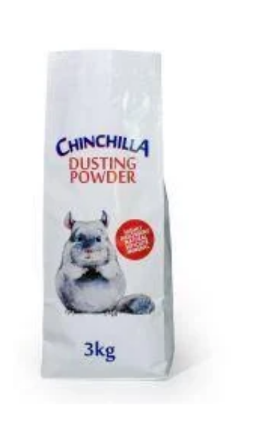 Picture of Pettex Chinchilla Dusting Powder 3kg