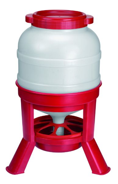 Picture of Agrihealth Poultry Feeder With Legs 30L
