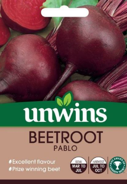 Picture of Unwins Beetroot Pablo Seeds