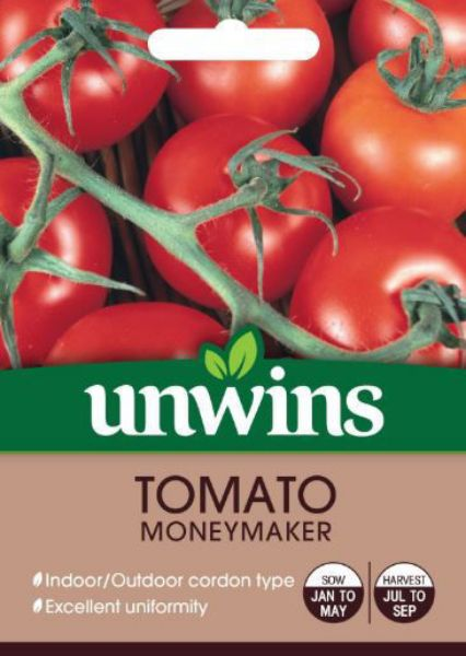 Picture of Unwins Tomato Moneymaker Seeds
