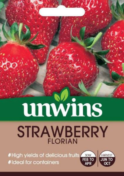 Picture of Unwins Strawberry Florian Seeds