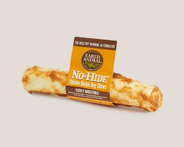 Picture of Earth Animal Dog - No Hide Chicken One Medium Chew 60g