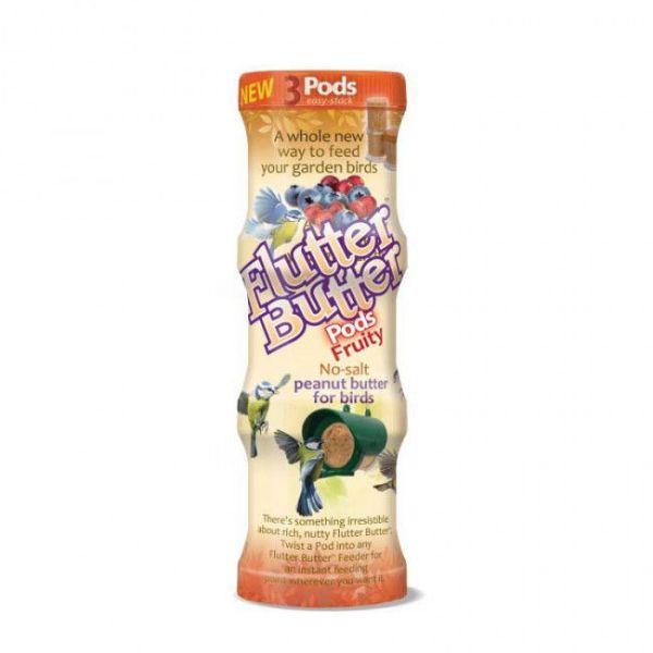 Picture of Jacobi Jayne Flutter Butter Fruity Pods X3 Pack