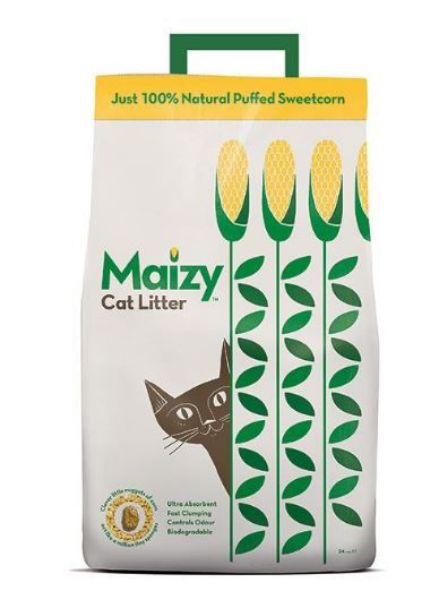 Picture of Maizy Cat Litter 24L