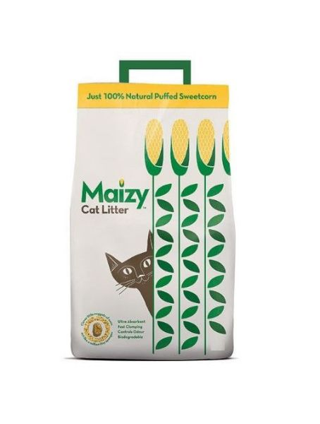 Picture of Maizy Cat Litter 12L