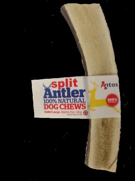 Picture of Antos Dog - Split Deer Antlers Large