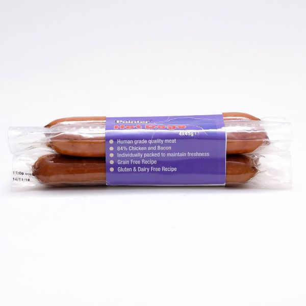 Picture of Pointer Hot Dogs 4 Pack