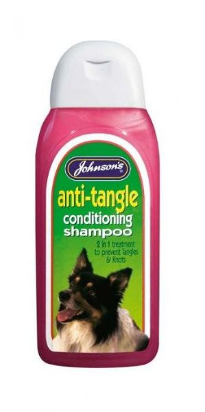 Picture of Johnsons Anti Tangle Shampoo 400ml