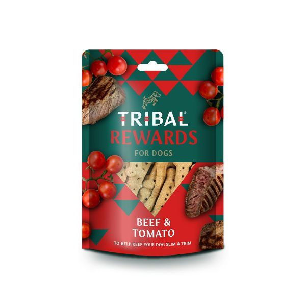 Picture of Tribal Rewards Beef Liver & Tomato 125g