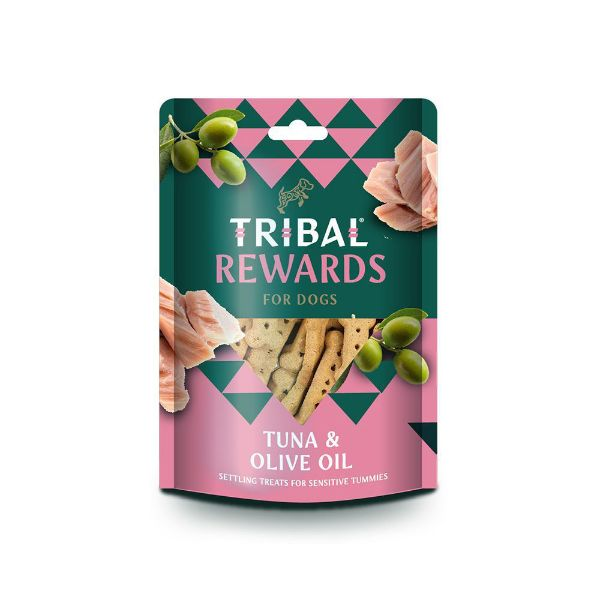 Picture of Tribal Rewards Tuna & Olive Oil 125g