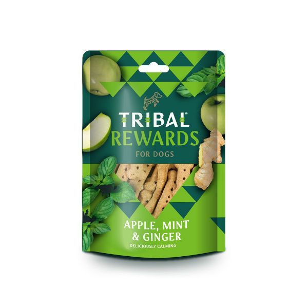 Picture of Tribal Rewards Apple, Mint & Ginger 125g