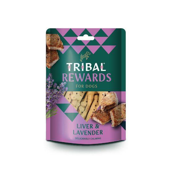 Picture of Tribal Rewards Liver & Lavender 125g