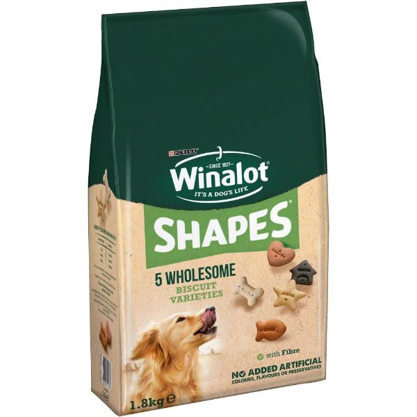 Picture of Winalot Shapes 1.8kg